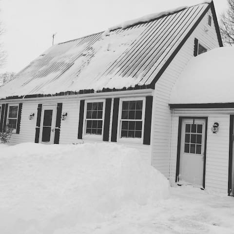 Ski or Ride, Sightsee or Chill in Vermont - Saint Albans City - Casa