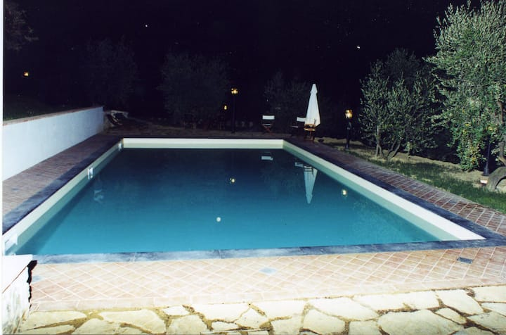 Pendolino - Villa Oliveta