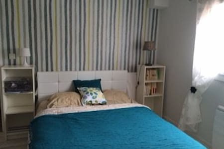 2 classical bedrooms near Bordeaux - Marcheprime - 一軒家