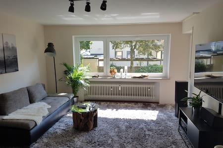 Cozy flat with balcony in Friedrichshafen - 腓特烈港(Friedrichshafen) - 公寓