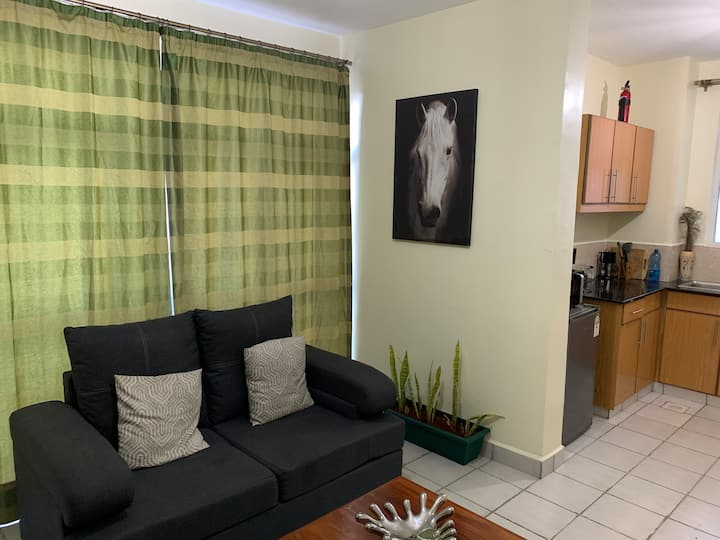 A beautiful 1 bedroom with Parking, off Ngong Road