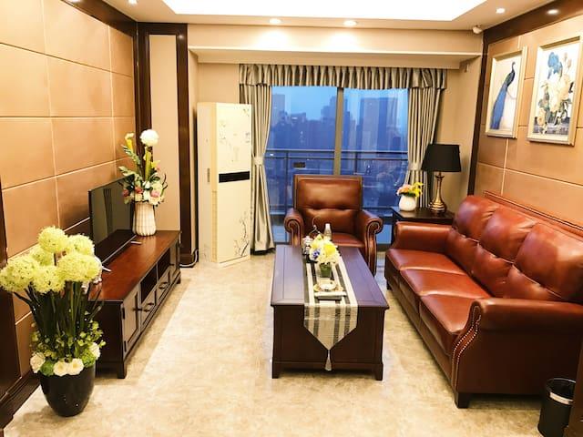 成都春熙、太古里高级服务公寓 - 成都市 - Apartment