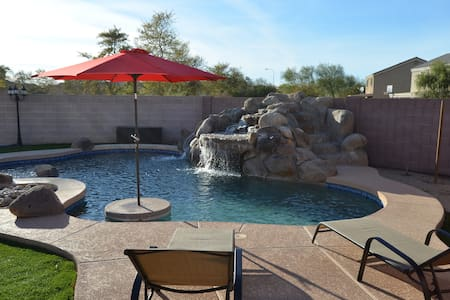 Large 5Bd entire home with pool! - Tolleson