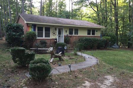 SELECT DATES for Accurate Price: Rent Whole House - Chapel Hill - Hus