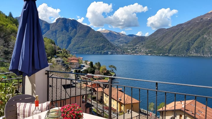 Perfect house for family holidays at Lake Como