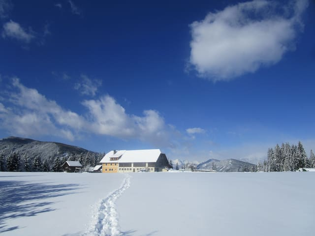Planitzerhof - holidays in the biosphere Lungau
