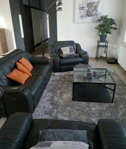 Chambre tout confort à la campagne. - Saint-Léger-lès-Domart - Hus