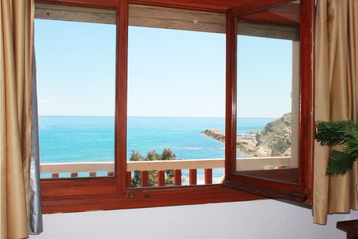 Appartment with direct access to the beach - El Campello - Byt