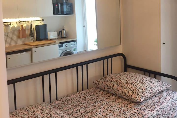 """Studio impeccable & cosy """"suite d'hôtel"""""""