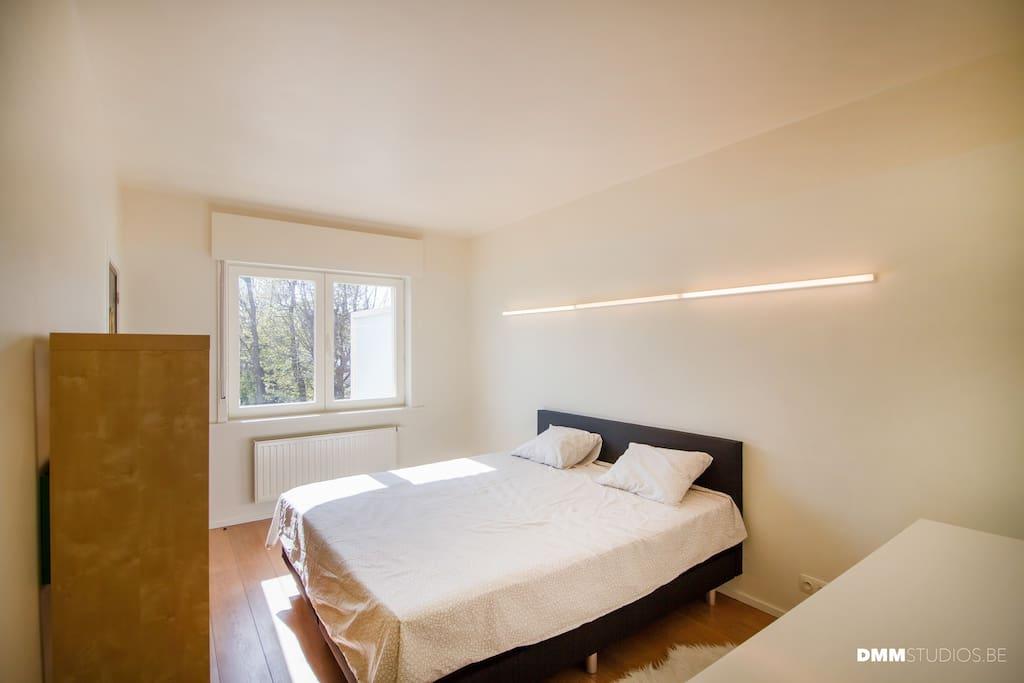 slaapkamer 1 chambre à coucher 1