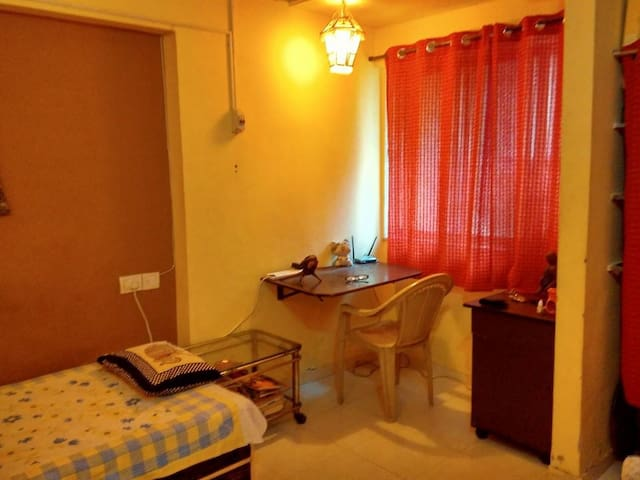 Explore Globe Mumbai Homestay Apartment