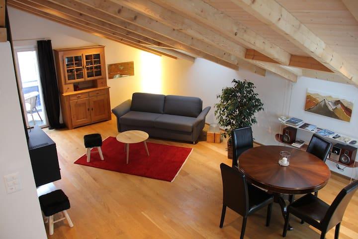 See und Alpen Appartement bei T&M