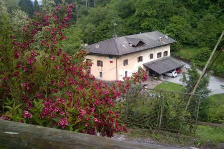 Appartamento in  Maso a mezza montagna in Trentino - Bosentino