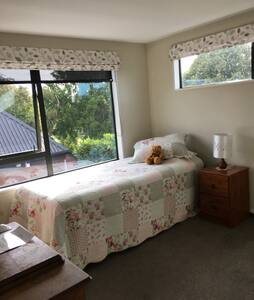 Cozy Room for One or Two - Christchurch - Rumah