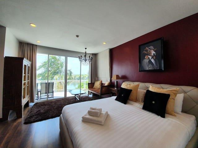 Peaceful getaway 2 Bedroom at Krabi Boat Lagoon