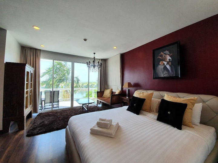 Peaceful getaway 2 Bedroom at Krabi Boat Lagoon