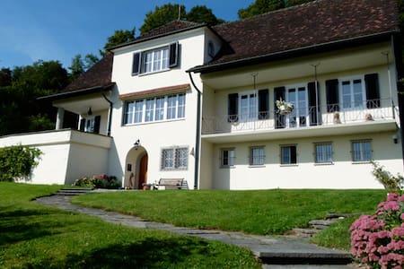 Charmantes Zimmer (Nr. 2) ♥ in Villa - Neuhausen am Rheinfall - House