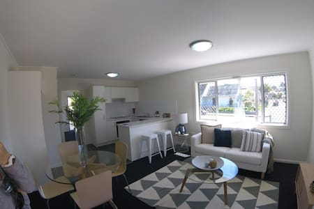 Brand new sunny BEACH unit! Modern as they come - Merewether