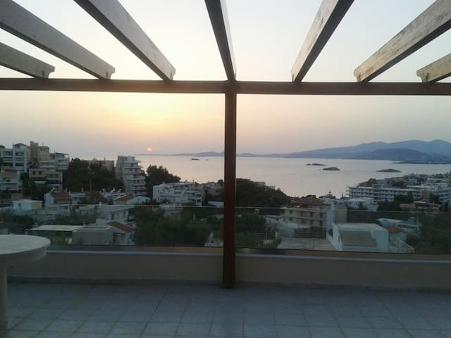olympus view - Saronida - Apartment