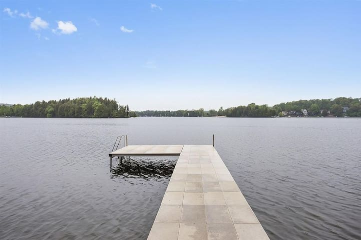 Year Round Lake House Rental - Kiel, WI