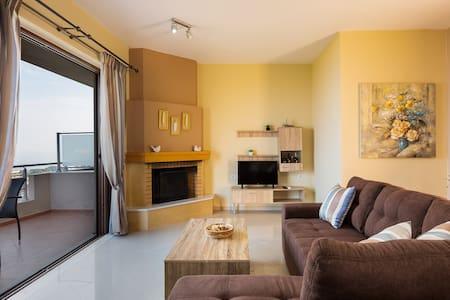 Kipseli Stunning Sea View Apartment