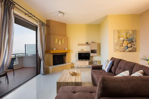 Kipseli Stunning Sea View Apartment