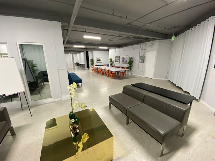 Enormous Flex Space - (No-overnighting)