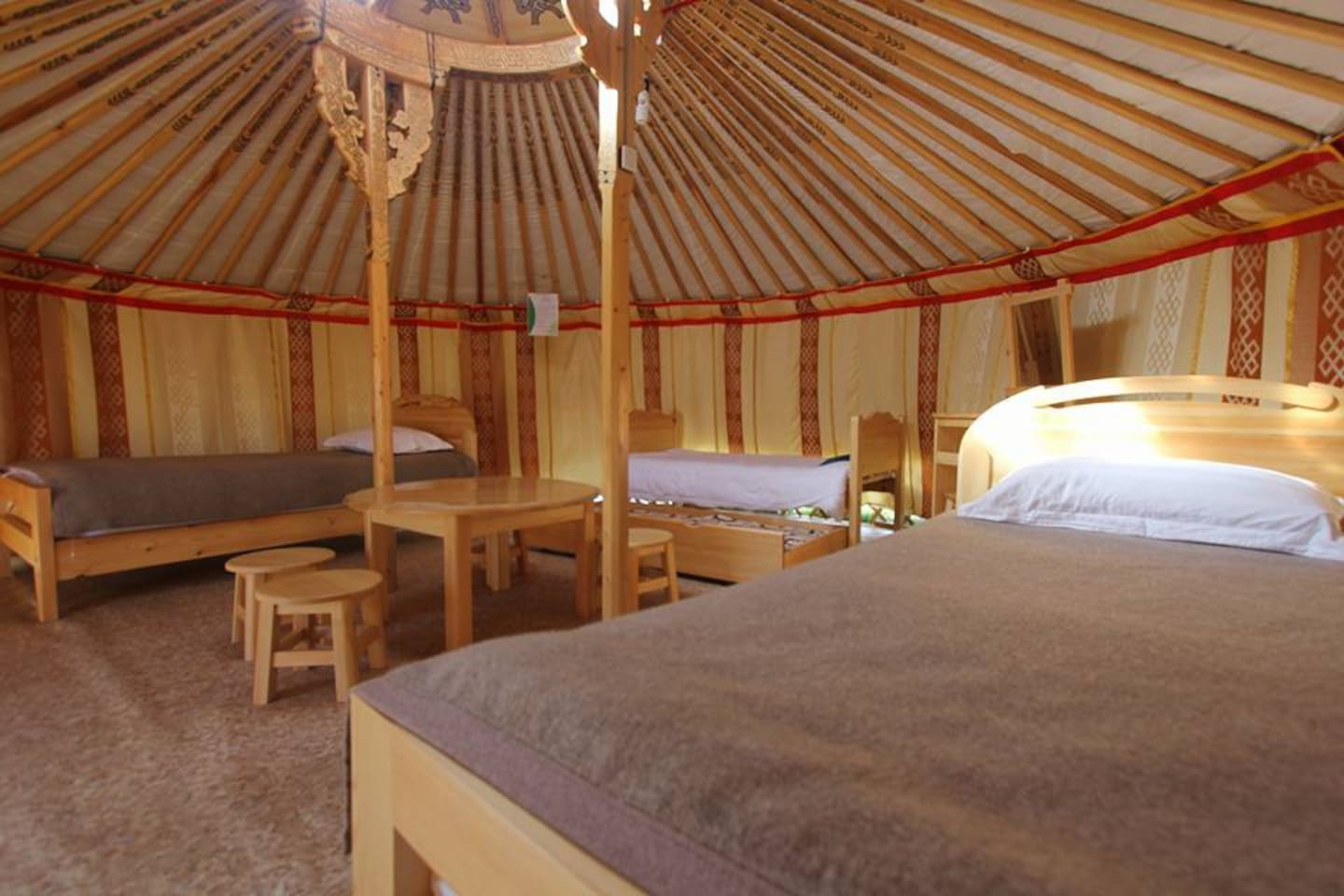gorkhi eco family resort in terelj national park mongolia ger