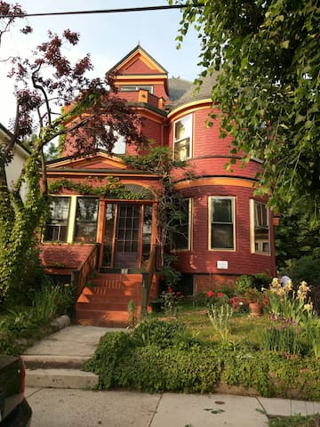 Award-winning Victorian in Union Square - Room 1 - Somerville - Casa