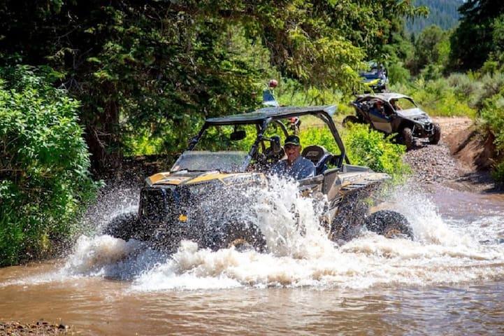 Wagon Wheel OHV Rendezvous