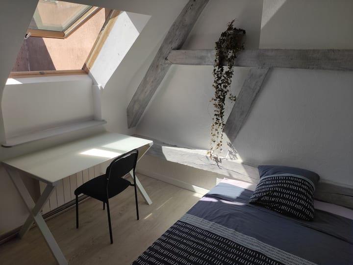 Le Syle - Chambre privée C/Colocation - Gien