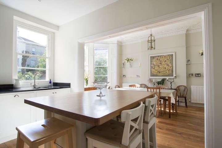 Beautiful Victorian family house in Redland
