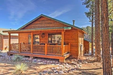 Cozy Cabin in the Woods!