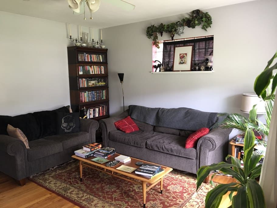 Shared livingroom space