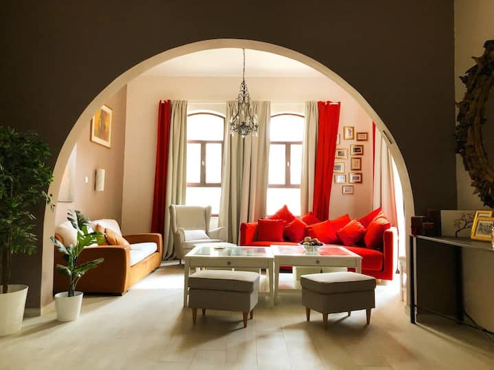 Stay in Jerusalem experience the luxury location.