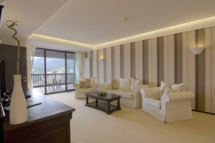 Fabulous Apartment - 110 sq m inside Alpin Resort