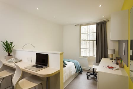 Green Park House Accommodation (Single Studio 2) - Bath - Auberge de jeunesse