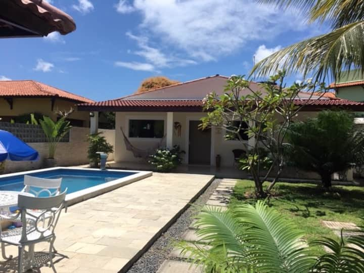 Casa perfeita em Serrambi (PE)