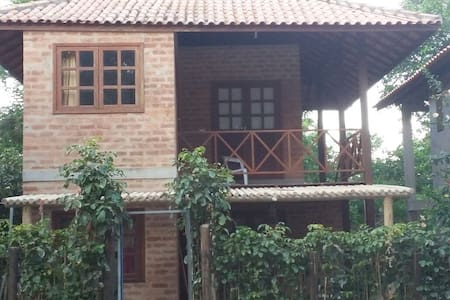 O Paraíso de Lúcia..Santo André BA - Santa Cruz Cabrália - Σπίτι