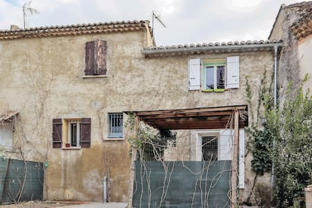 Terraced house with 1 bedroom on 37m² in Sablet