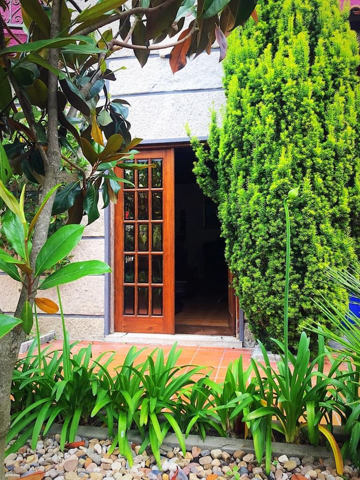House with 2 bedrooms in Apendurada, with furnished garden and WiFi - 40 km from the beach