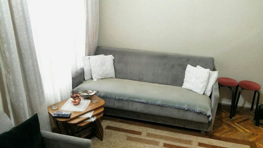 Small,comfortable and in the center - Prizren - Appartement