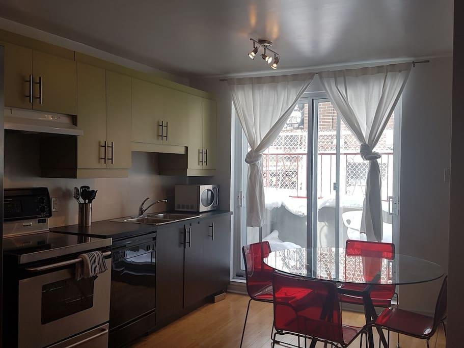 Appartement style moderne à Montreal - Apartments for Rent ...