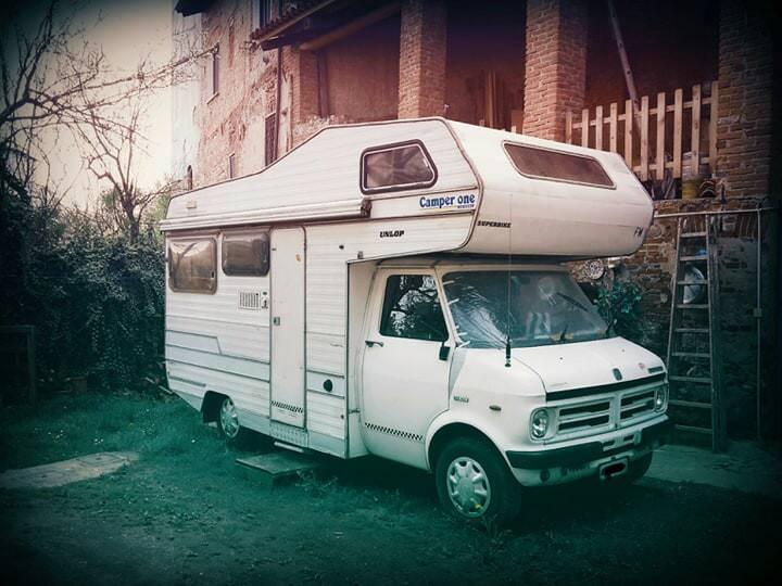 camper house..