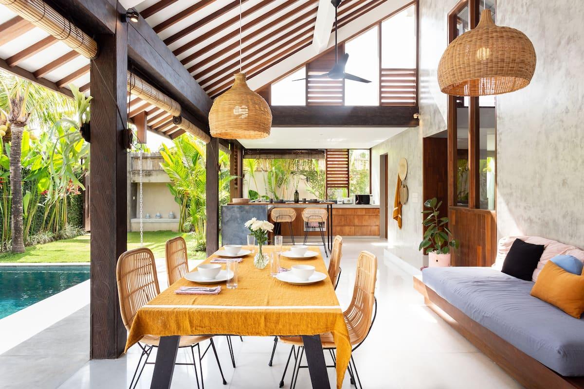 Dutch Architecture Villa with Private Pool