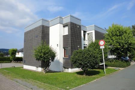 3kamer appartement hartje Winterbeg - Winterberg - Lägenhet