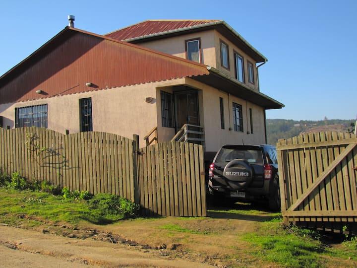 Casa Cáhuil Pichilemu