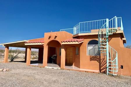 Charming Spanish Style Home - San Felipe - 独立屋