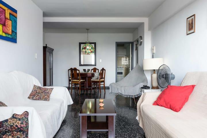 Apartamento panoramico Vedado Jérém