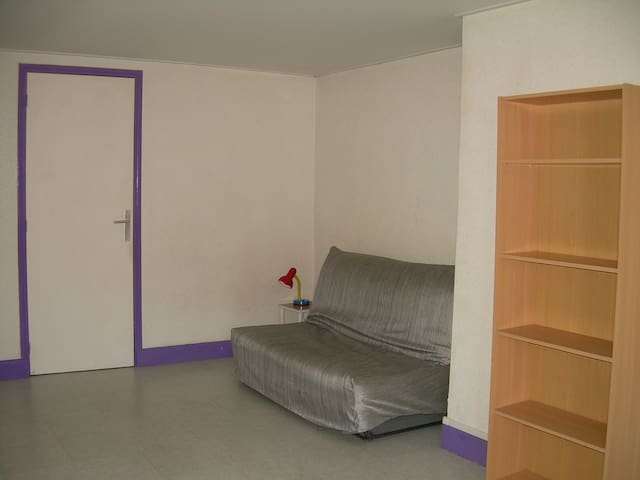 Studio 33m2 plein centre ville - Saint-Étienne - Apartamento